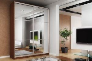 Большой шкаф-купе Равена - Мебельная фабрика «Д.А.Р. Мебель»