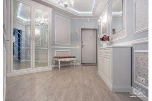 Шкаф-купе Романтика с алмазной гравировкой - Мебельная фабрика «Молчанов»