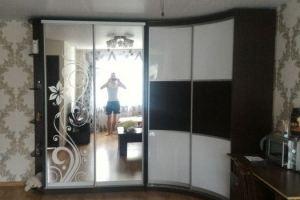 Шкаф-купе с гравировкой 16 60 - Мебельная фабрика «Святогор Мебель»