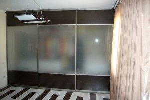 шкаф-купе с матовым стеклом - Мебельная фабрика «Феникс»