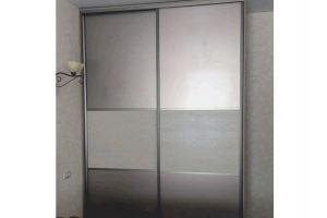 Шкаф-купе с наборными фасадами - Мебельная фабрика «Grol»