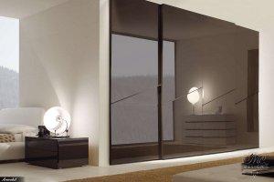 Шкаф купе с подвесной системой - Мебельная фабрика «SaEn»
