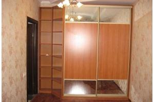 Шкаф-купе с полками - Мебельная фабрика «РЯЗПРОММЕБЕЛЬ»