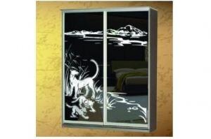 Шкаф-купе с рисунком 16 - Мебельная фабрика «Алекс-мебель»