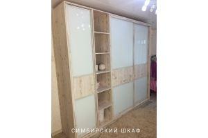 Шкаф-купе с системой СШ - Мебельная фабрика «Симбирский шкаф»