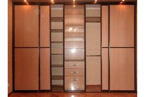 Шкаф-купе с ящиками - Мебельная фабрика «Народная мебель»
