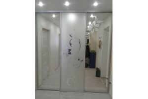 Шкаф-купе с зеркалами - Мебельная фабрика «БонусМебель»