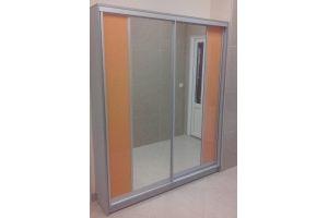 Шкаф-купе с зеркалами - Мебельная фабрика «3 + 2»