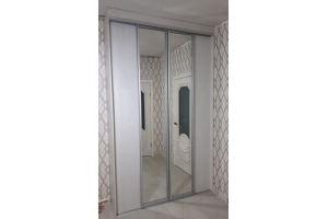Шкаф-купе с зеркалами - Мебельная фабрика «АС.Мебель»