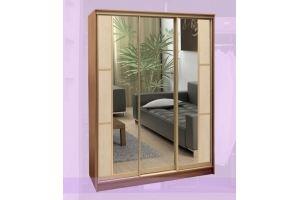Шкаф-купе с зеркалами - Мебельная фабрика «Buena»