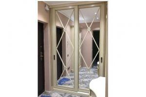 Шкаф-купе с зеркалами - Мебельная фабрика «BLISS-HOME»