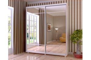 Шкаф-купе с зеркалами Оникс-Люкс 2.0 - Мебельная фабрика «Мебельраш»