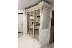 Шкаф-купе с зеркалами Шервуд - Мебельная фабрика «Корпус»