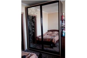 Шкаф-купе с зеркалом - Мебельная фабрика «Апрель»