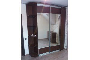 Шкаф-купе с зеркалом - Мебельная фабрика «Радуга-Мебель»