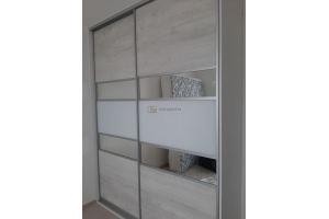 Шкаф-купе с зеркалом - Мебельная фабрика «Алгоритм»