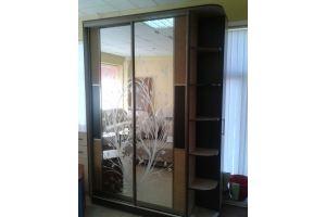 Шкаф-купе с зеркалом - Мебельная фабрика «GradeMebel»