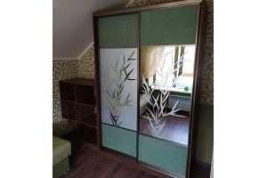 Шкаф-купе с зеркалом - Мебельная фабрика «Ариани»