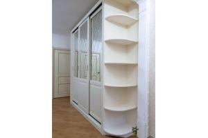 Шкаф-купе с зеркалом МДФ - Мебельная фабрика «Красивый Дом»