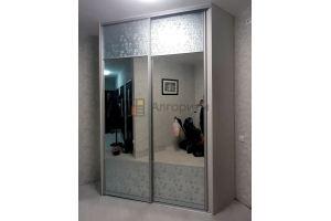 Шкаф-купе с зеркалом угловой - Мебельная фабрика «Алгоритм»
