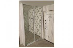 Шкаф-купе с зеркалом в прихожую - Мебельная фабрика «Ваша мебель»