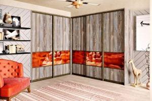 Шкаф-купе Safari - Мебельная фабрика «Висма Мебель»