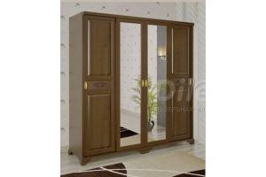 Шкаф-купе Сатори 4-х створчатый - Мебельная фабрика «Diles»