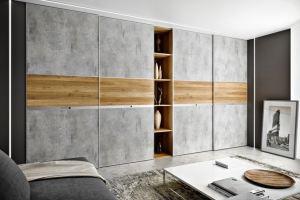 Шкаф-купе СLUB - Мебельная фабрика «Висма Мебель»