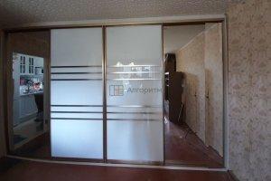 Шкаф-купе со стеклянными дверями - Мебельная фабрика «Алгоритм»