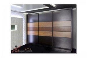 Шкаф-купе современный 17 - Мебельная фабрика «Меркурий»