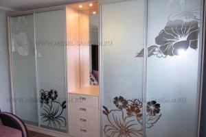 Шкаф-купе стенка - Мебельная фабрика «SamSam-мебель»