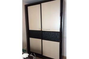 Шкаф-купе светлый встроенный - Мебельная фабрика «Алгоритм»
