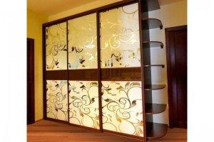 Шкаф-купе трехдверный - Мебельная фабрика «Наша Мебель»