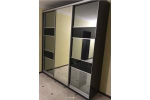Шкаф-купе трехстворчатый - Мебельная фабрика «Альянс-АКФ»