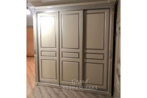 Шкаф-купе трехстворчатый - Мебельная фабрика «GRAND»