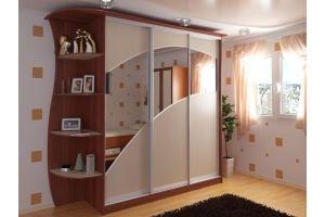 Шкаф-купе трехстворчатый 6 - Мебельная фабрика «Алекс-Мебель»