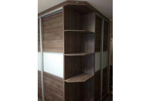 Шкаф-купе угловой 17 59 - Мебельная фабрика «Святогор Мебель»
