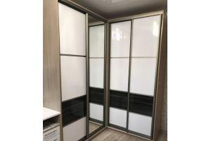 Шкаф-купе угловой - Мебельная фабрика «OtiS+»