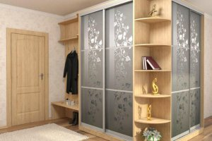 шкаф-купе угловой 3 - Мебельная фабрика «Проспект мебели»