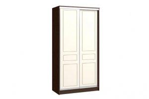 Шкаф-купе Версаль 2-х дверный (фрезеровка ПВХ) - Мебельная фабрика «Континент»