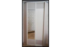 Шкаф-купе угловой в прихожую - Мебельная фабрика «Мебель РОСТ»