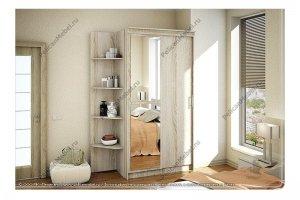 Шкаф-купе Уют-2 - Мебельная фабрика «Пеликан»