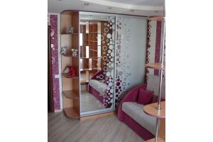 Шкаф-купе в детскую  - Мебельная фабрика «Ваша мебель»