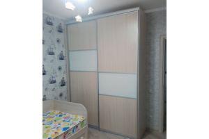 Шкаф-купе в детскую - Мебельная фабрика «Агата»
