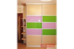 Шкаф-купе в детскую - Мебельная фабрика «Альпина»