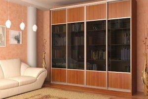 Шкаф-купе в гостиную 2 - Мебельная фабрика «Проспект мебели»