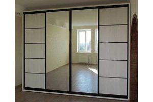 Шкаф-купе в гостиную - Мебельная фабрика «АРТ МАРО»