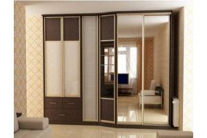 Шкаф-купе в гостиную - Мебельная фабрика «Элана»