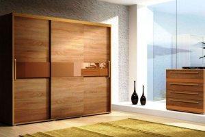 Шкаф-купе в гостиную Абель - Мебельная фабрика «LEVANTEMEBEL»