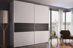 Шкаф-купе в гостиную Бьянка - Мебельная фабрика «LEVANTEMEBEL»